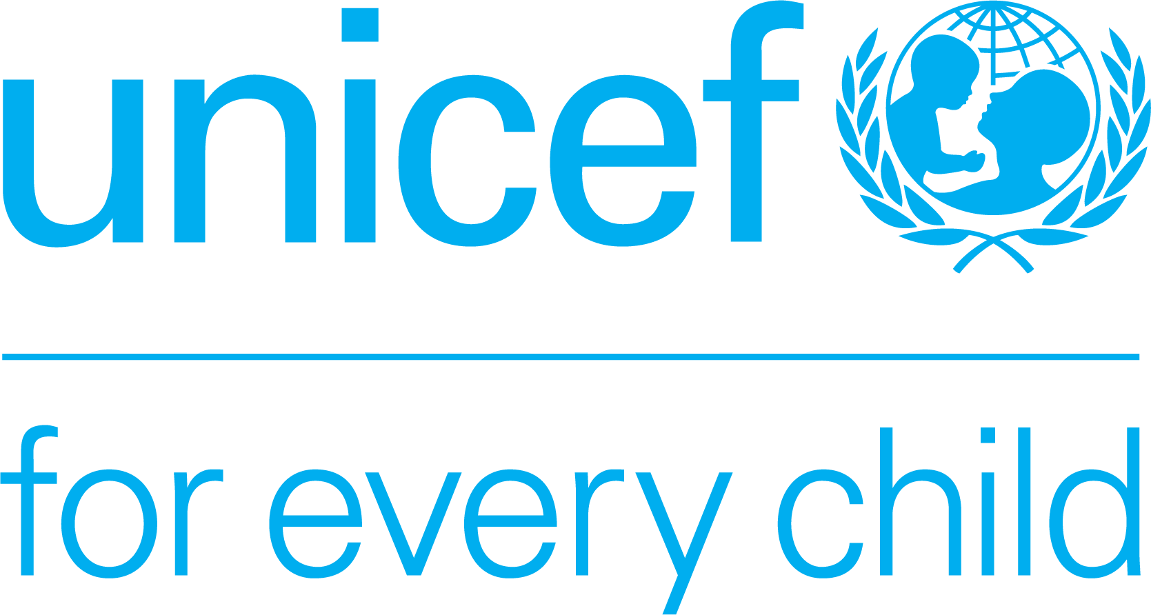 "UNICEF | ""For every child"" logo"