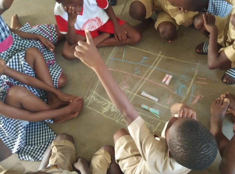 TaRL Africa Maths Activity
