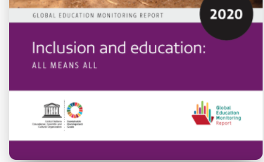 Inclusion and education: all means all (GEMR 2020)