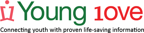 Young 1ove logo