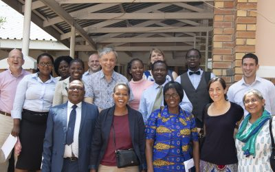 Reflections on seven years at J-PAL Africa working to inform policy with evidence