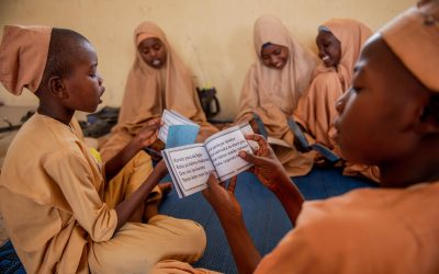 International Literacy Day: Let's focus on learning for all